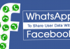 Whatsapp share users data | Lifestan