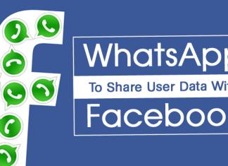 Whatsapp share users data   Lifestan