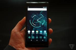 Solarin Smartphone - Lifestan