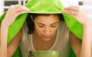 steaming - pimple remedies | Lifestan