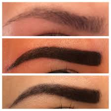 eyebrow after feathering | Lifestan
