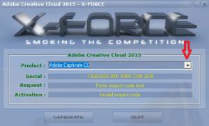 adobe cc 2015 keygen windows + mac xforce