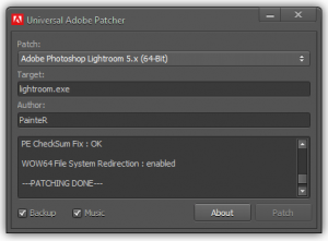 lightroom cc patch - Lifestan