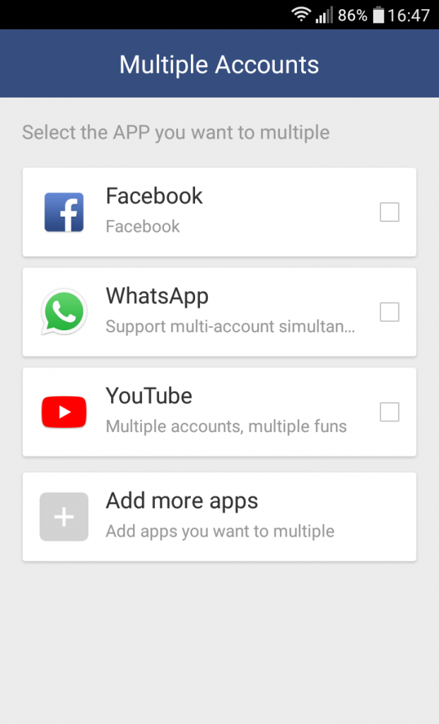 How to Use Multiple Facebook Accounts on Android without Browsers?
