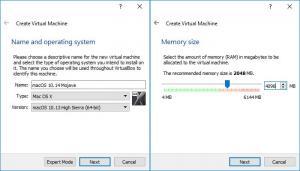 How to install macOS Mojave on Virtualbox on Windows 10